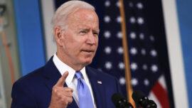 Biden, Democrats Looking to Compromise on Spending Bill