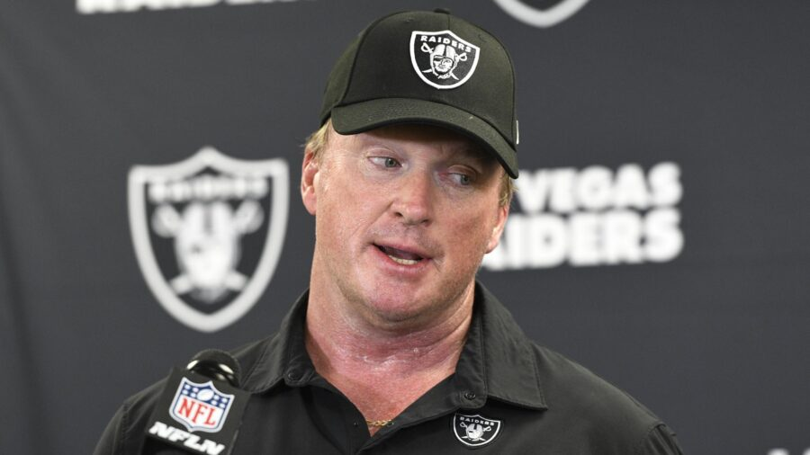 Raiders Head Coach Resigns Over Offensive Language He Used in Emails
