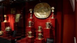 Historic Gifts on Display at Kyiv Exhibit