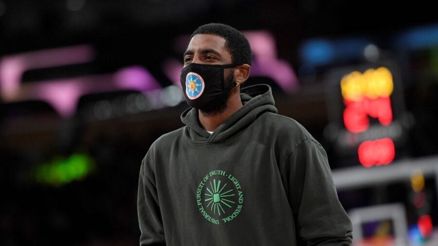 Kyrie Irving Reacts to Ban From Brooklyn Nets Over Refusing COVID-19 Vaccination