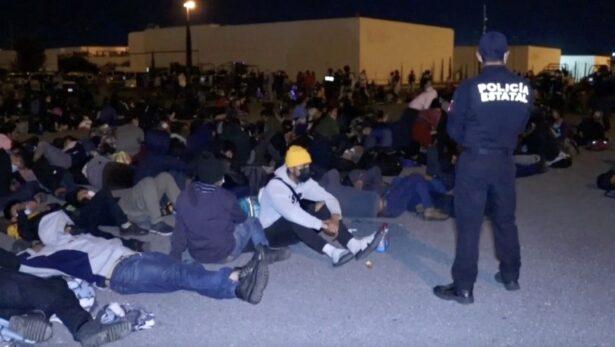Migrants in Mexico