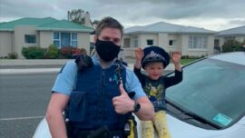 New Zealand Police Answer 4-Year-Old Boy's Emergency Call, Confirm Toys Are Cool