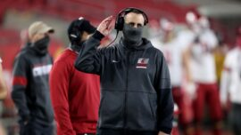 Washington State University Fires Football Coach, 4 Others for Not Complying With Vaccine Mandate