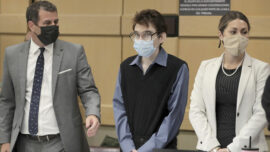 School Shooting Suspect Becomes Upset During Brawl Trial