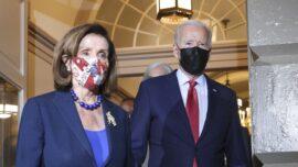 Biden Goes to House of Reps In Closed-Door Meeting