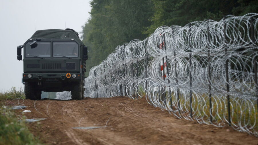 Poland to Improve Border by Spending Over $400 Million on New Wall