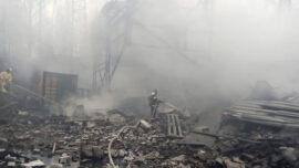 16 Killed in Russian Gunpowder Factory Blast