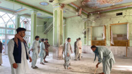 33 Killed, 73 Wounded as Another Blast Hits Afghan Shiites Mosque
