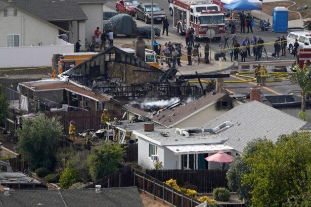 Southern California Plane Crash 2