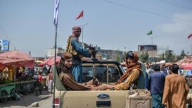 Expert: China Reaching Out to Taliban
