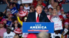 Trump's Social Media Deal Ignites 350 percent Gain in SPAC's Shares