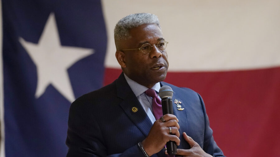 Republican Texas Gubernatorial Candidate Allen West Hospitalized With COVID-19