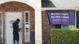 Federal Judge Temporarily Blocks Texas Anti-Abortion Law
