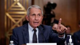 Fauci: 'Too Soon to Tell' If Americans Can Get Together for Christmas