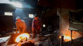 Bosnian Blacksmiths Retain Medieval Tradition