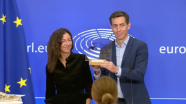 Pegasus Project Journalists Win Top EU Prize