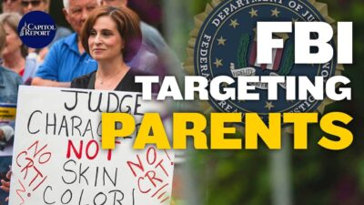 Capitol Report (Oct. 6): FBI Could Target Parents in Battle Against Critical Race Theory