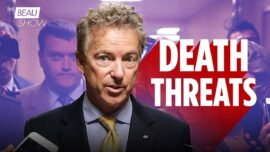 Sen. Rand Paul Talks Debt Ceiling, Inflation, and Fauci