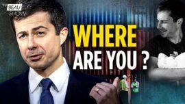 Where Is Pete Buttigieg?