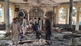 ISIS Claims Responsibility for Terrorist Bombing That Killed 46 in Afghanistan