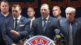 NYC Firefighters Union: Vaccination Should Be a Choice