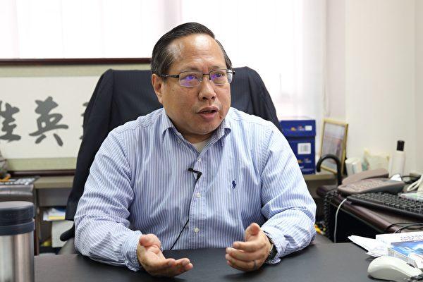 Pro-democracy activist and lawyer Albert Ho Chun-Yan
