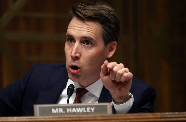 Sen. Joshua Hawley