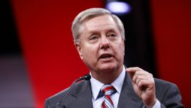 Sen. Lindsey Graham Questions Why Wisconsin Shooting Victim 'Didn't Yield' With Police