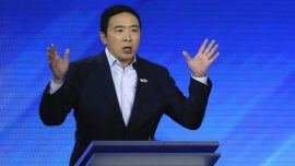 Andrew Yang Endorses Joe Biden for President, Says He's the 'Right Man for the Job'