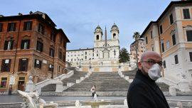 Italy in Lockdown, Venice Deserted Again