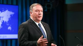 Pandemic Prompting World to 'Wake Up' to Threats Posed by Communist China: Pompeo