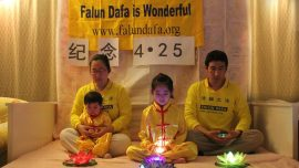 Amid Virus Spread, Candlelight Vigil to Protest China's Human Rights Abuses Goes Digital