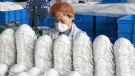 China in Focus (Aug. 26): Whistleblower Reveals Masks Hoarded in China for Profit