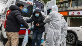 Two Southern Chinese Cities Confirm Virus Outbreaks, Including Among School Students