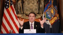 NY's Cuomo Vows to 'Aggressively' Take on 'Lies' Amid Nursing Home Scandal
