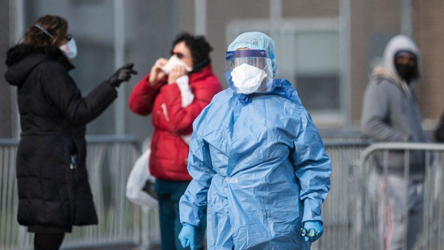 New CCP Virus Strain Spreads Fast in New York City