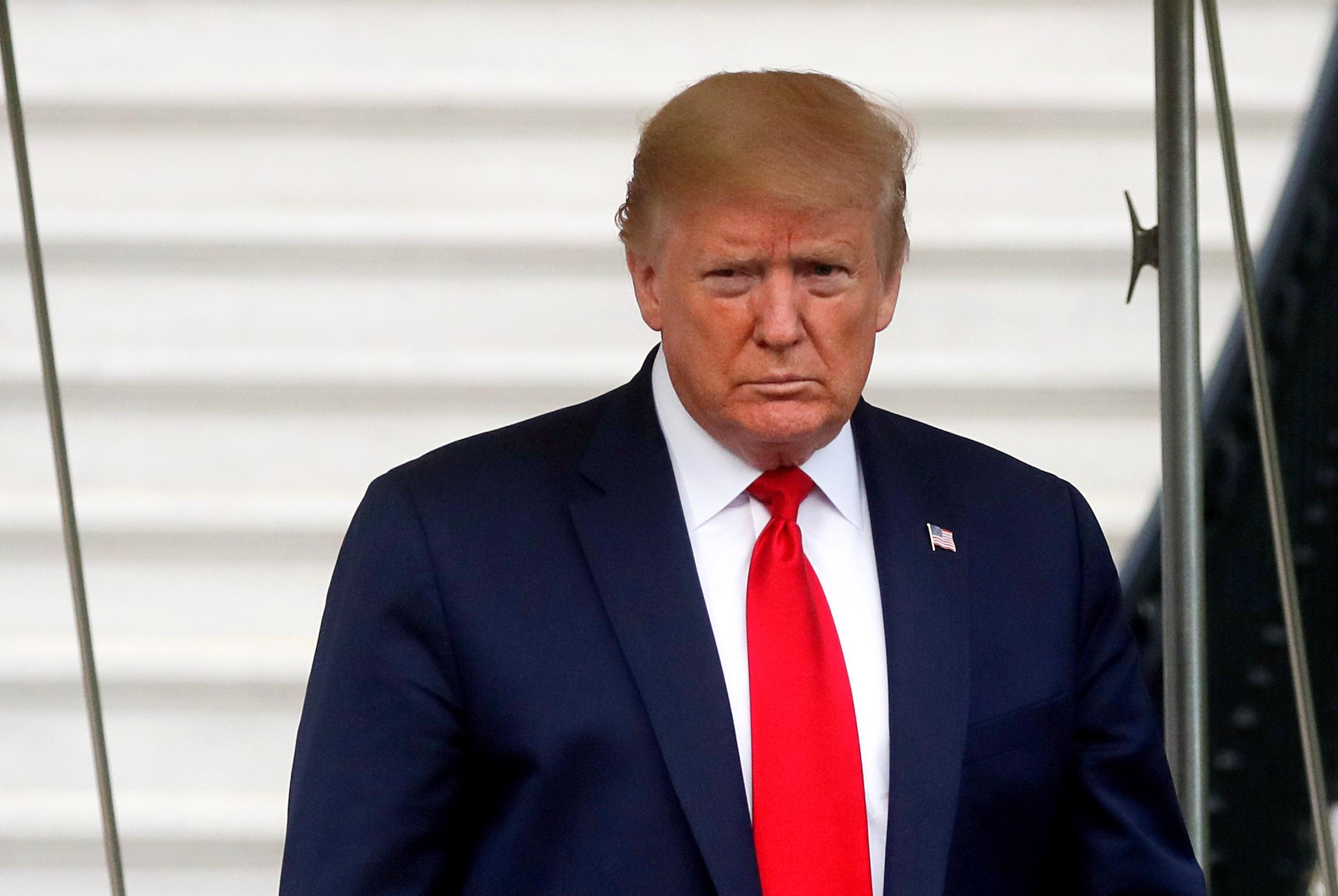 U.S. President Trump