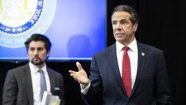 New York Democrats Look to Censure Andrew Cuomo