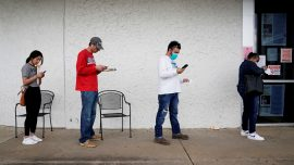 US Weekly Jobless Claims Stay High, Suggesting Long Road to Economic Recovery
