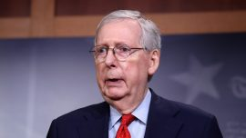 McConnell: Decision to Remove Confederate Statues from US Capitol Should Be Left to States