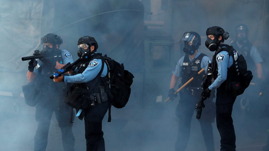 7 Minneapolis Officers Quit in Wake of Protests