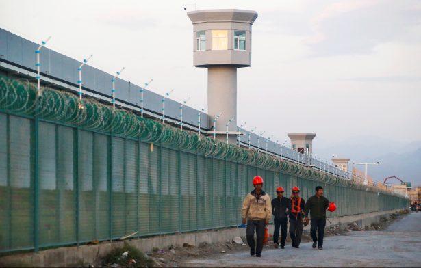 Uighur Labor Camp