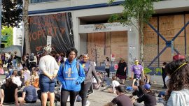 Armed People at Seattle Autonomous Zone Checking IDs, Extorting Businesses: Police