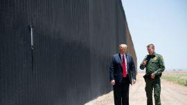 Trump to Visit US-Mexico Border to Highlight Border Wall Progress