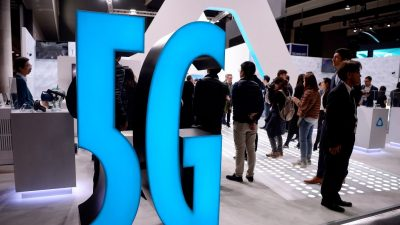 Threat to Freedom in 5G Tech From China