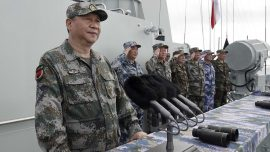CCP Allows Coast Guard to Fire at Foreign Vessels