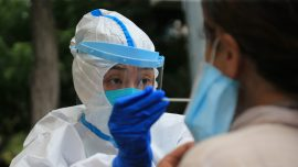 Japan Asks China to Stop Anal Swab Testing