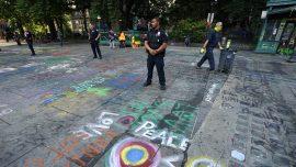 NYC Mayoral Candidates: Graffiti Causes Crime