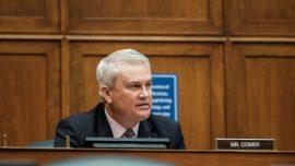 Rep. Comer: Biden Admin 'Not Pressing China' on Virus Origin
