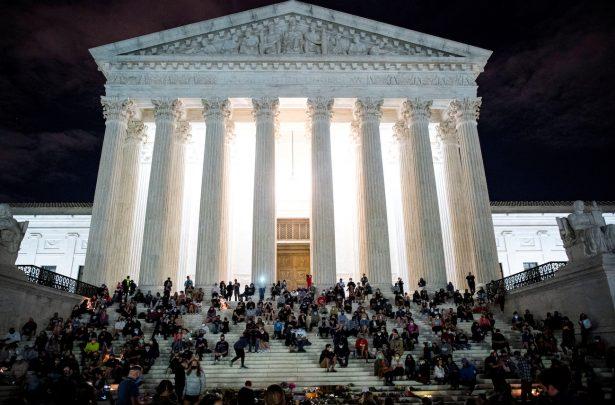 supreme court ginsburg death